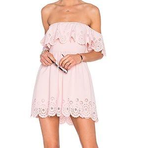 Revolve Off the Shoulder Dress